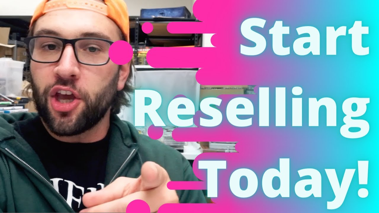 reselling for beginners