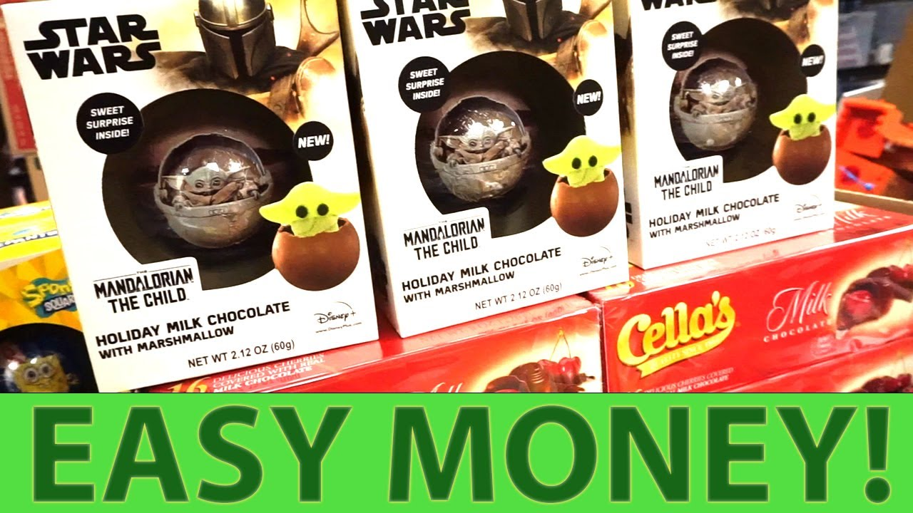 Turn Christmas Candy into Cash with These Retail Arbitrage Tips!