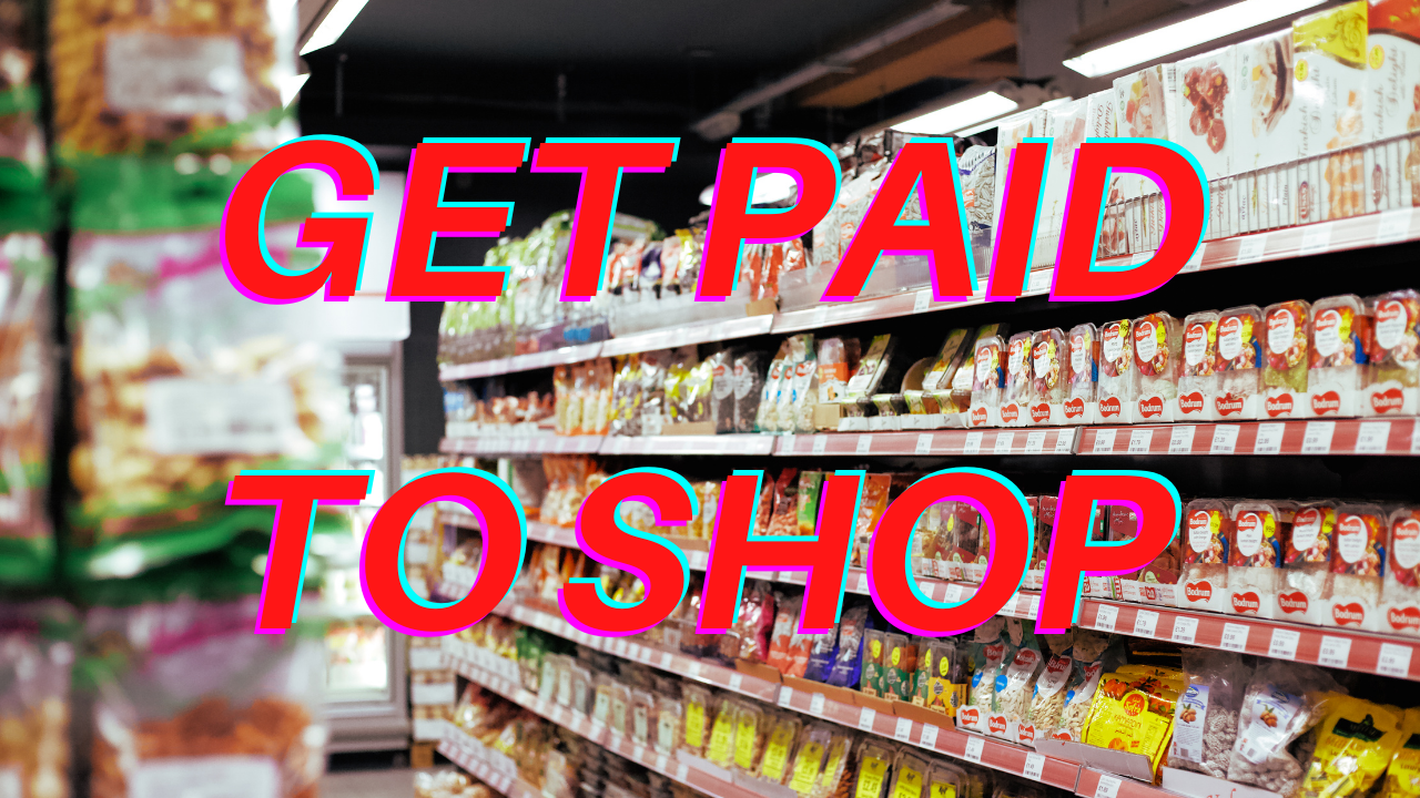 Make $100/Day Visiting Grocery Stores with These 3 Phone Apps!