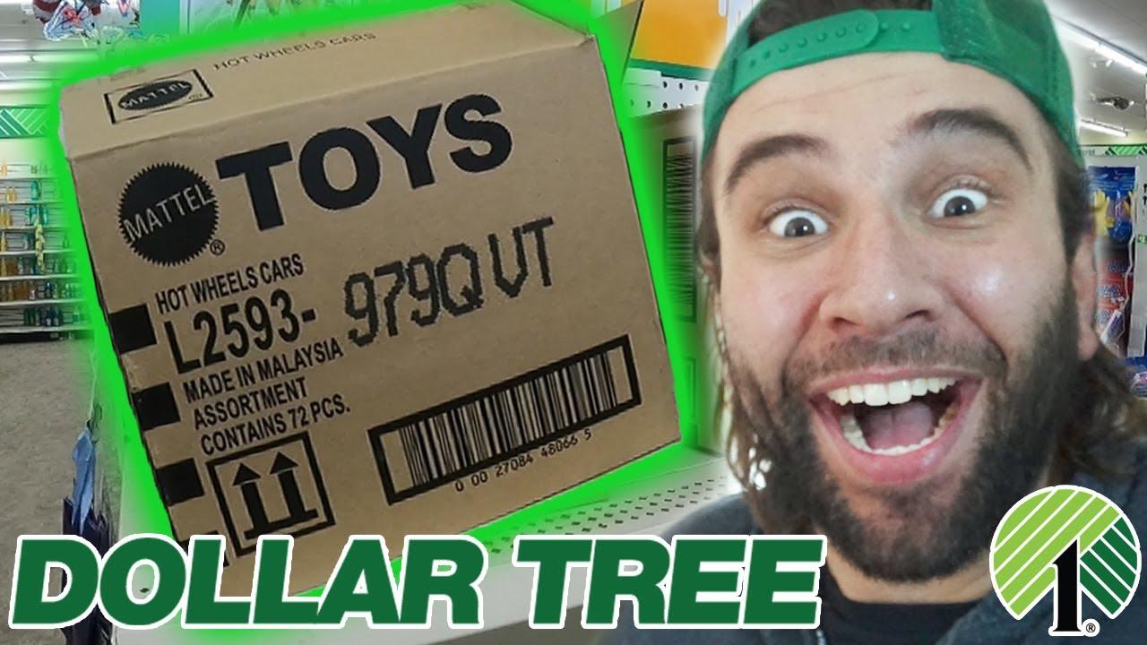 resell dollar tree toys