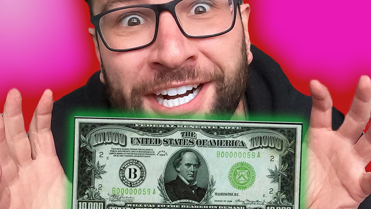 $10 to $10K Challenge (2021)